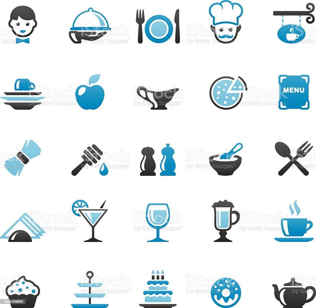 Food and Restaurant menu vector art illustration