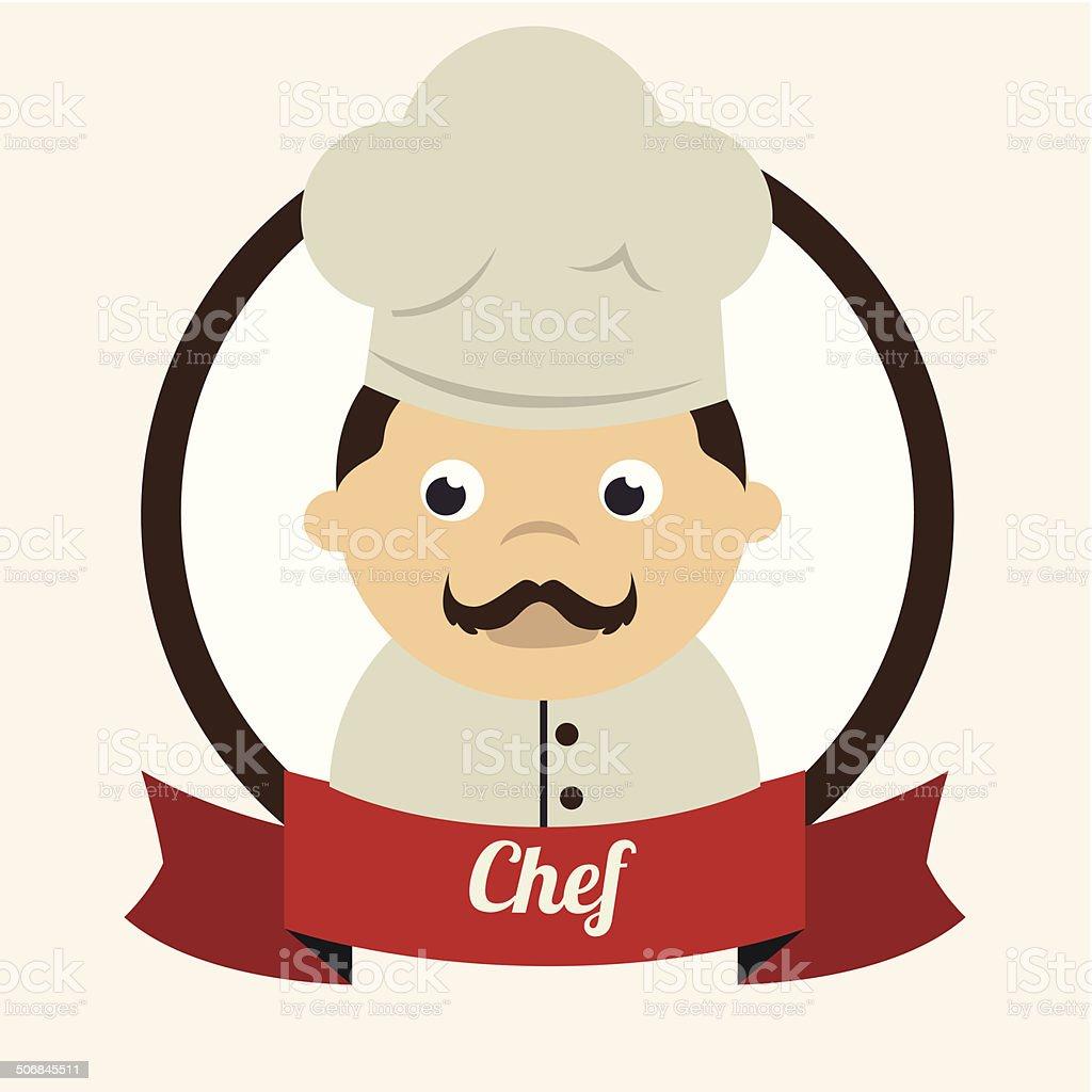 Food design royalty-free stock vector art