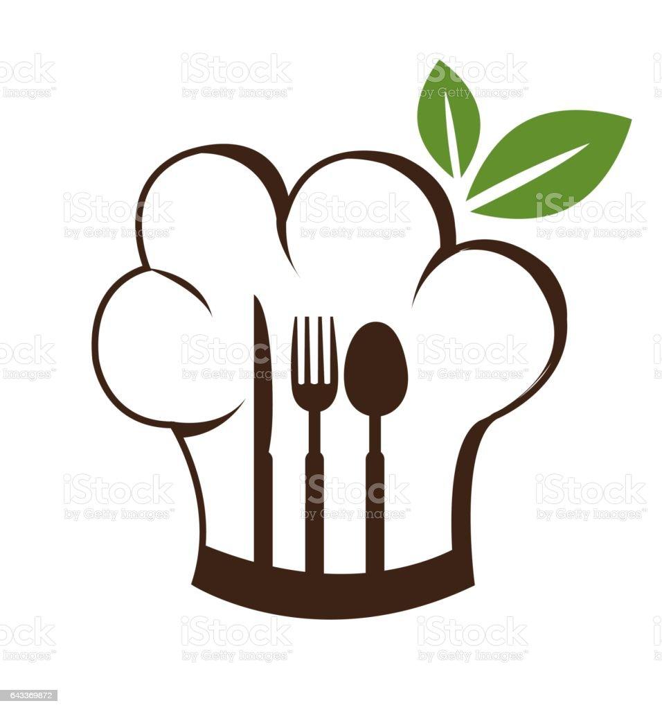 Food design, vector illustration vector art illustration
