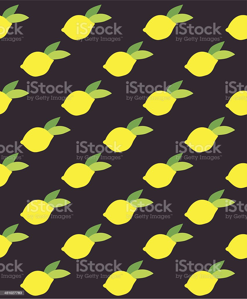 Food pattern royalty-free stock vector art