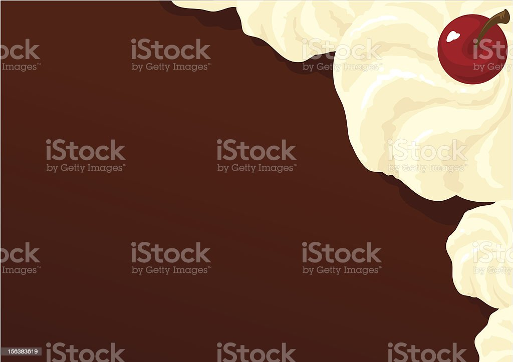 Pie royalty-free stock vector art