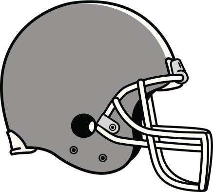 Football Helmet Clip Art, Vector Images & Illustrations ...
