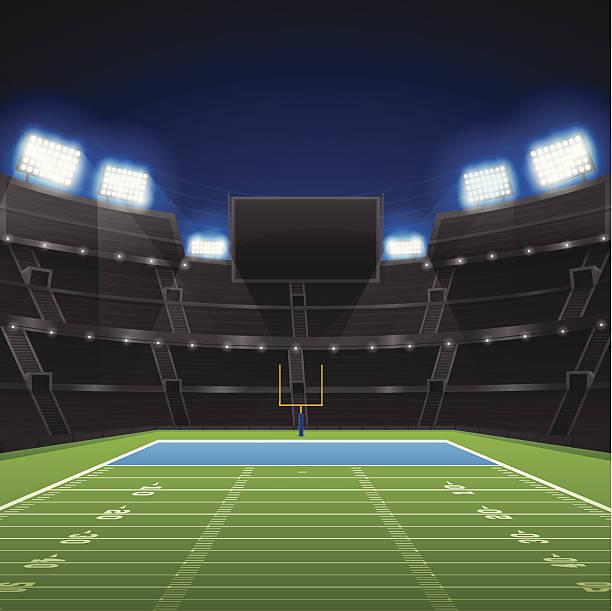 Stadium Lights Svg: Stadium Clip Art, Vector Images & Illustrations