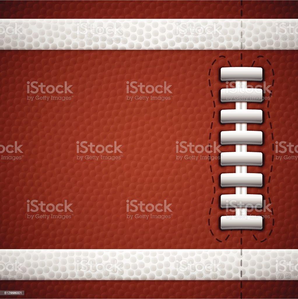 Football Texture Background vector art illustration