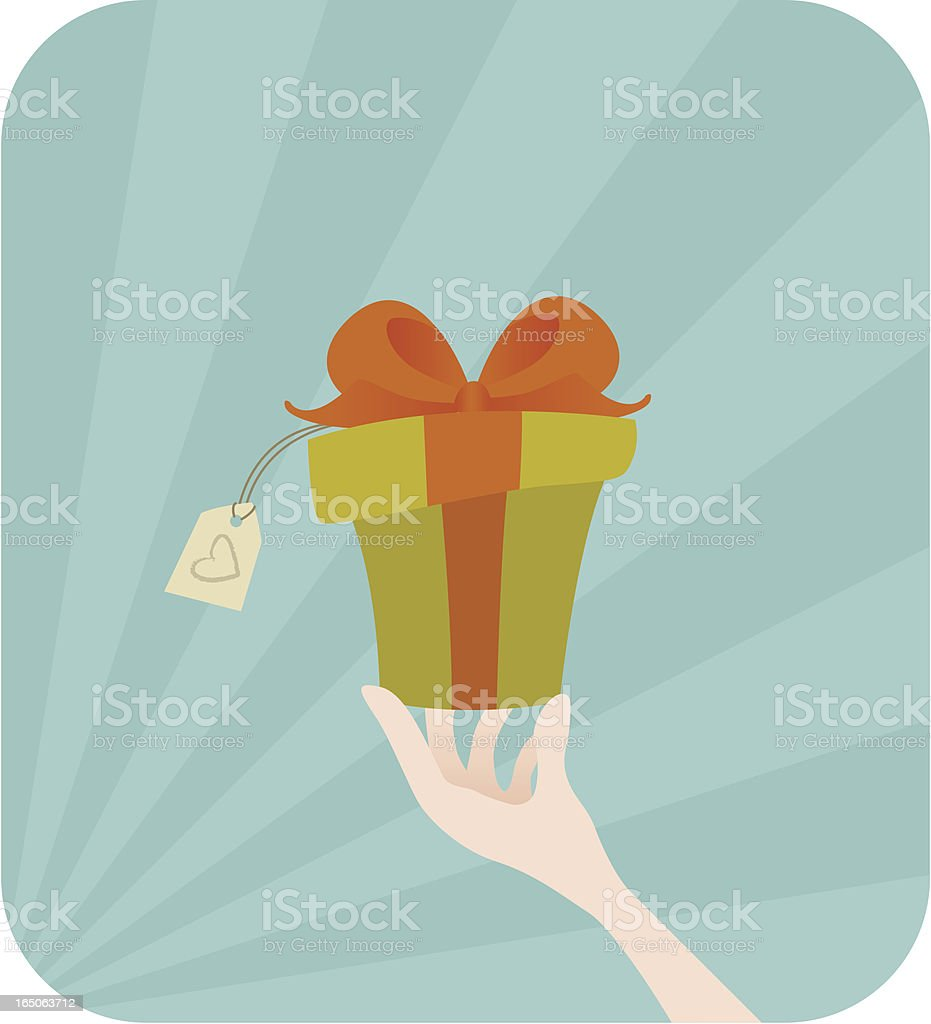 For You! royalty-free stock vector art