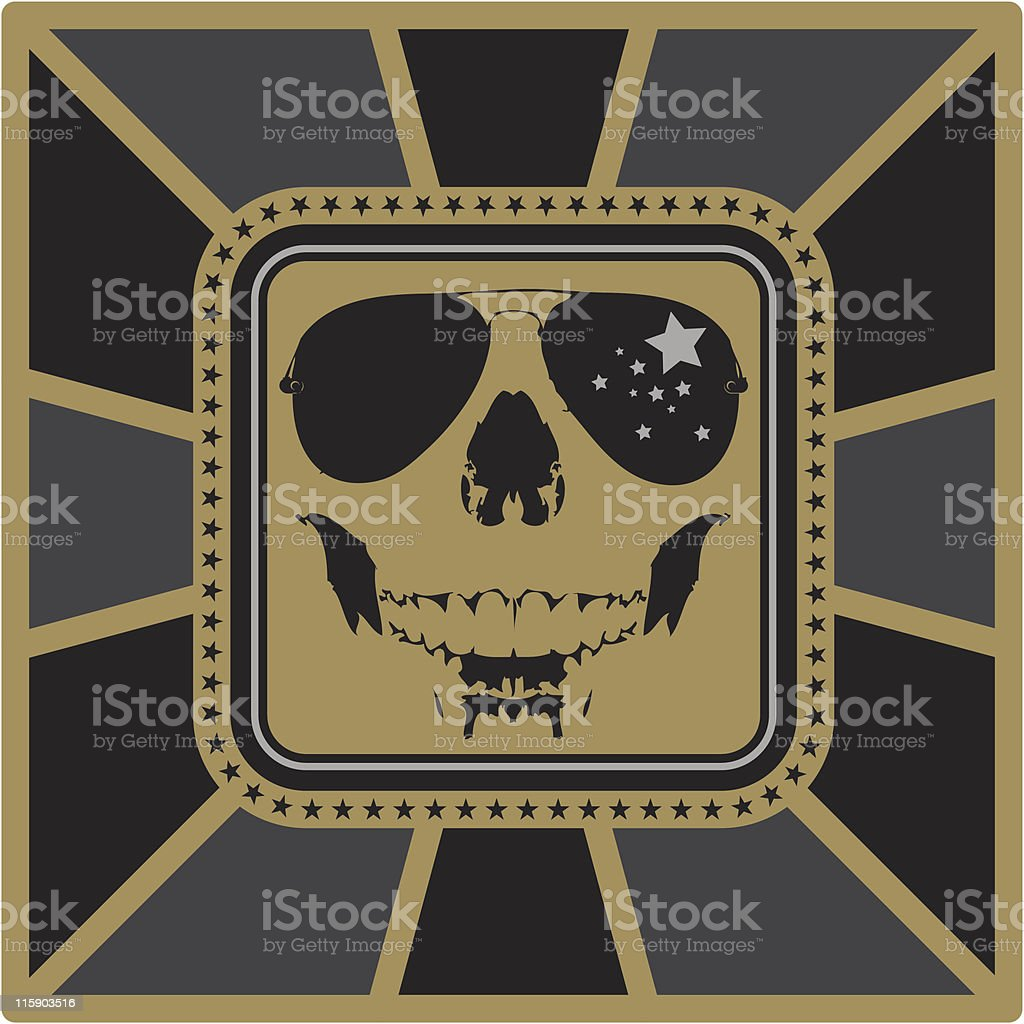 Forever Cool royalty-free stock vector art
