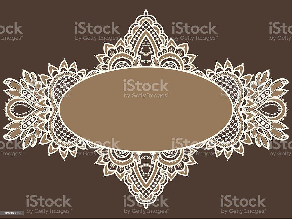 Frame royalty-free stock vector art