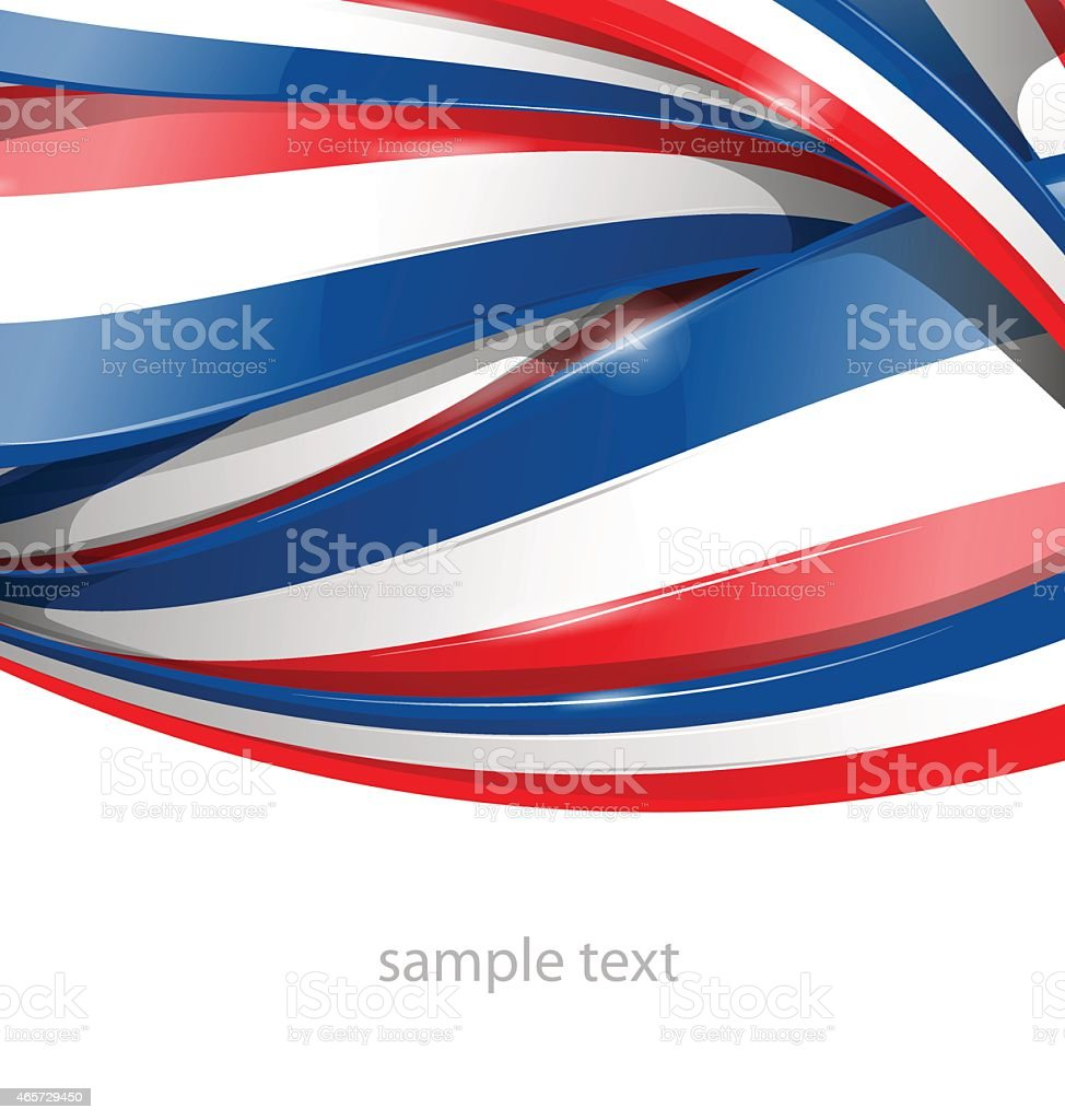 france background with flag set vector art illustration