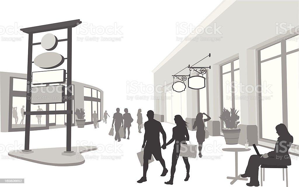 Freedom Vector Silhouette vector art illustration