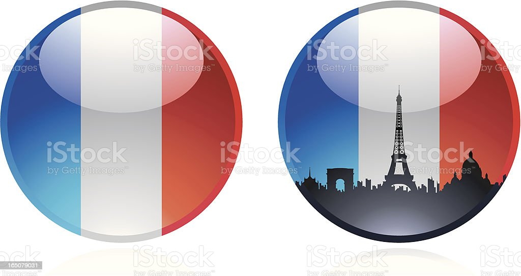 French Marble royalty-free stock vector art
