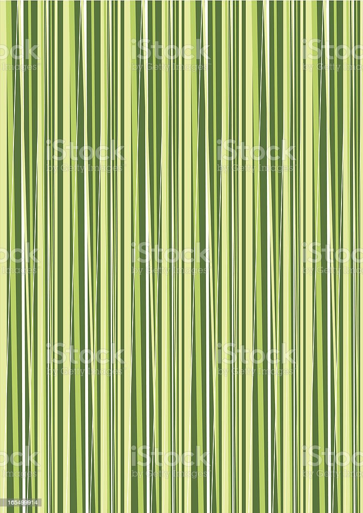 Fresh Abstract Grass royalty-free stock vector art
