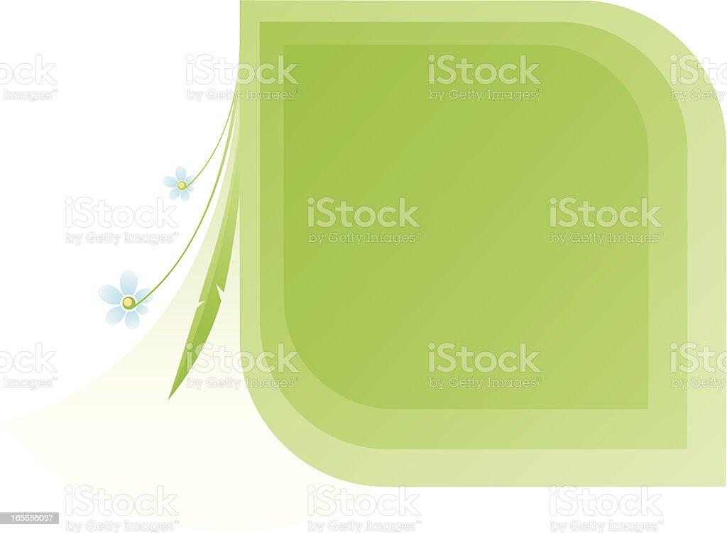 Fresh Design vector art illustration