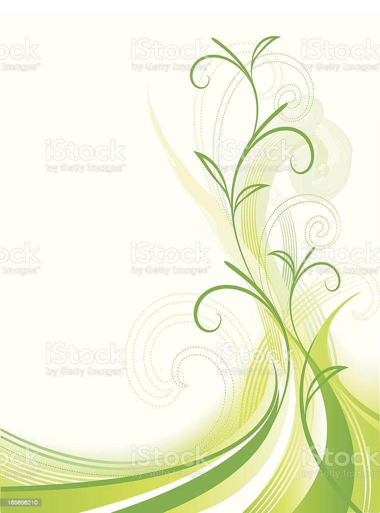 fresh spring royalty-free stock vector art