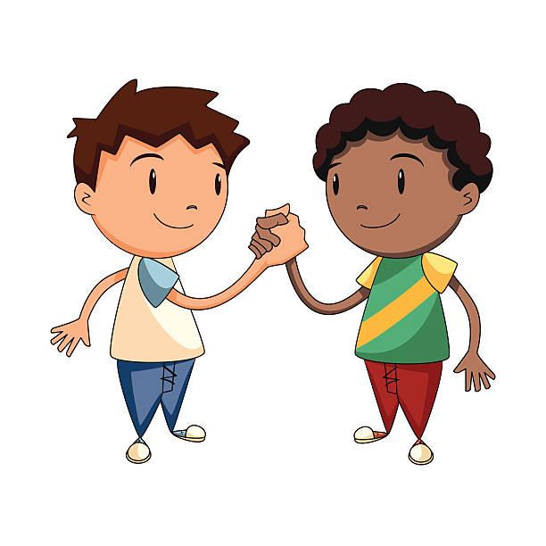 Image result for clipart handshake kids free
