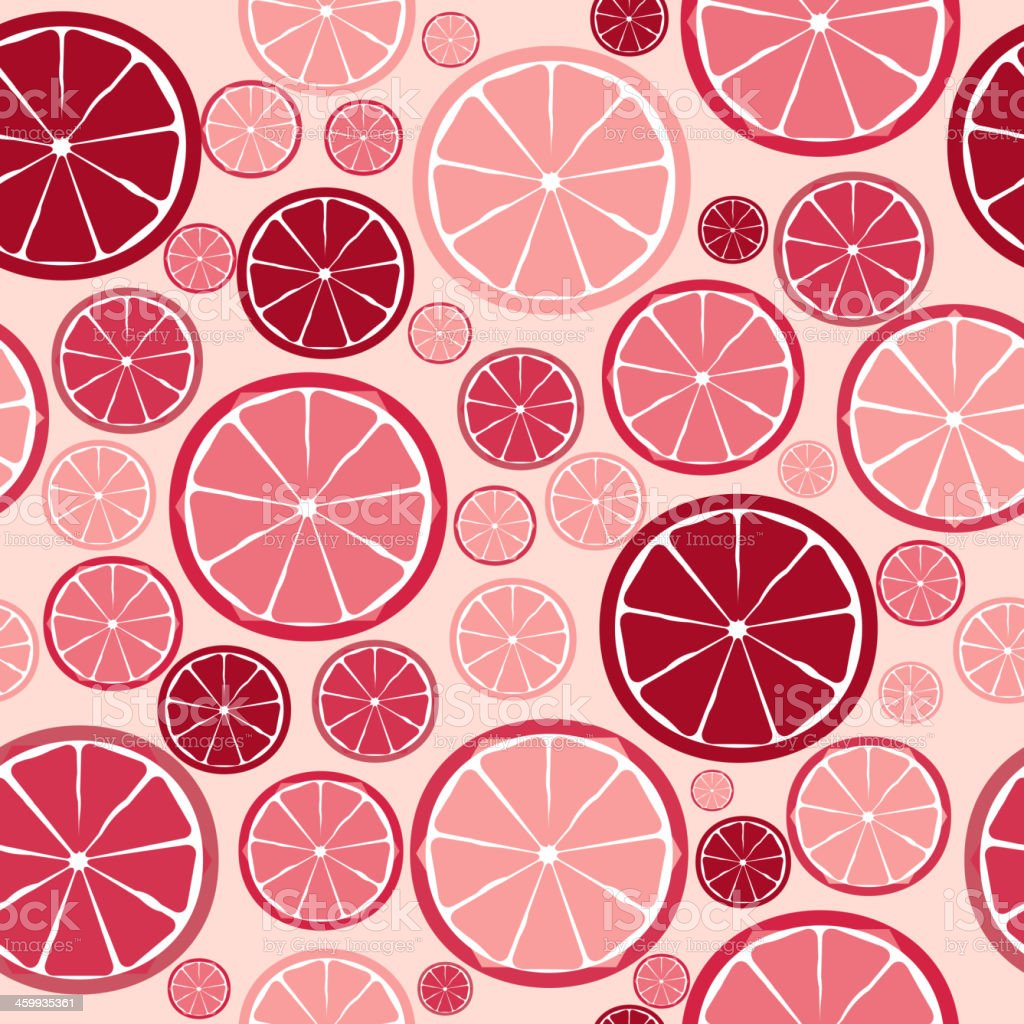 Fruit design seamless pattern. Vector illustration. EPS 10. royalty-free stock vector art