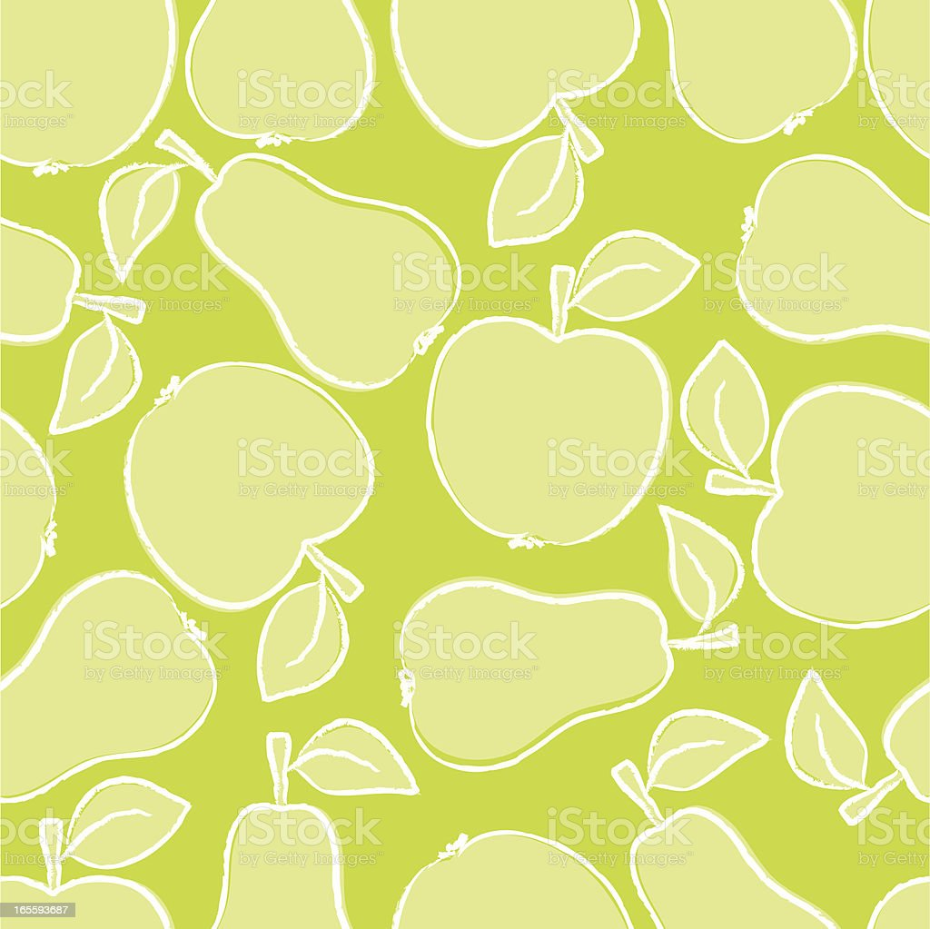 Fruits . royalty-free stock vector art