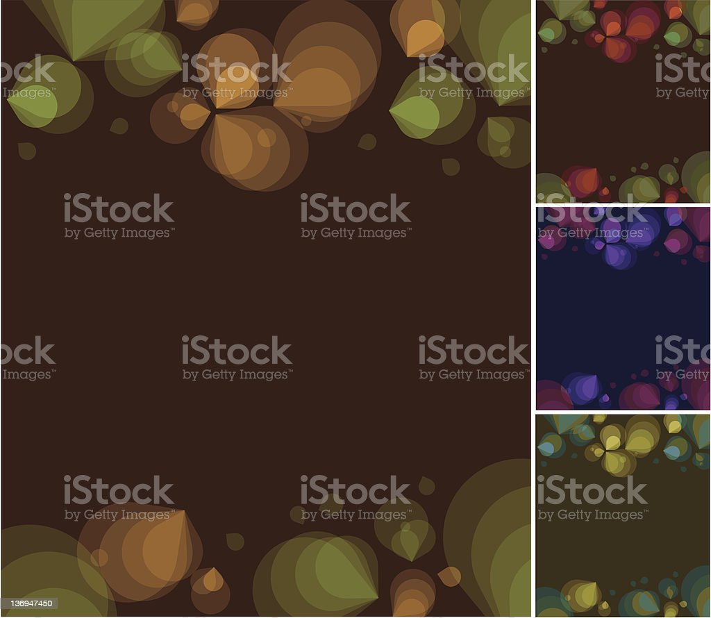 Fun Backgrounds royalty-free stock vector art