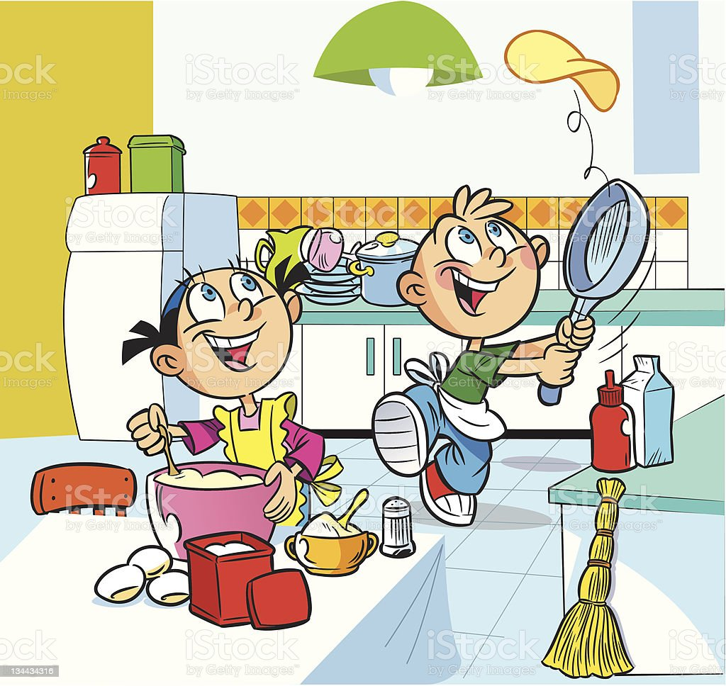 Fun Kitchen Showing Post Media For Fun Kitchen Cartoon Wwwcartoonsmixcom