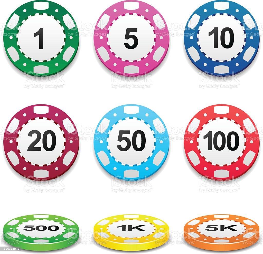 jeton de caddie geant casino