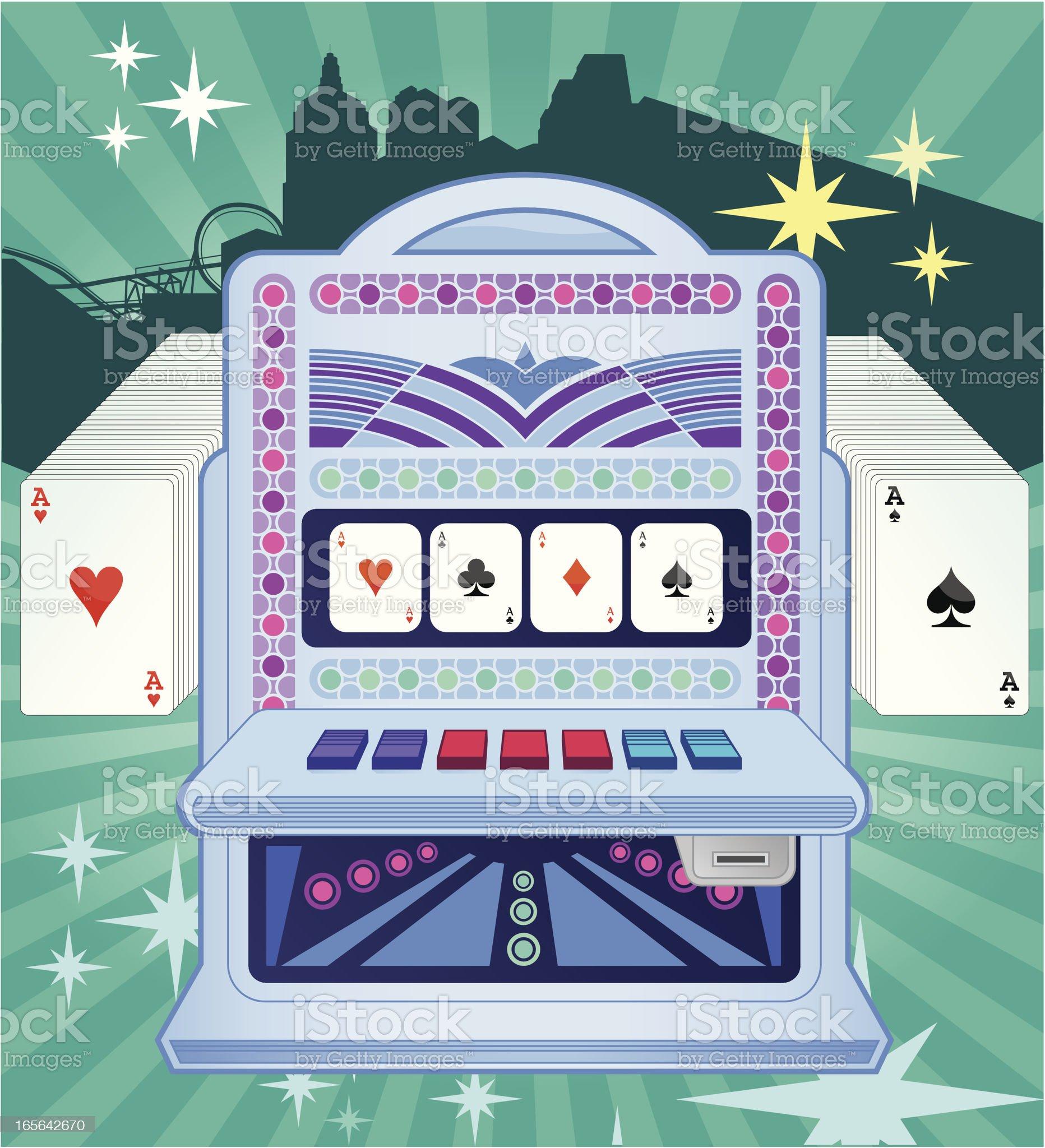 Gaming royalty-free stock vector art