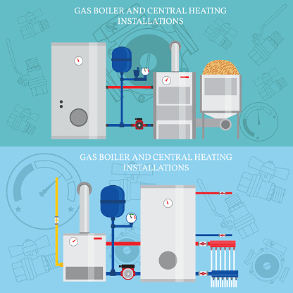 Furnace Clip Art Vector Images Amp Illustrations Istock