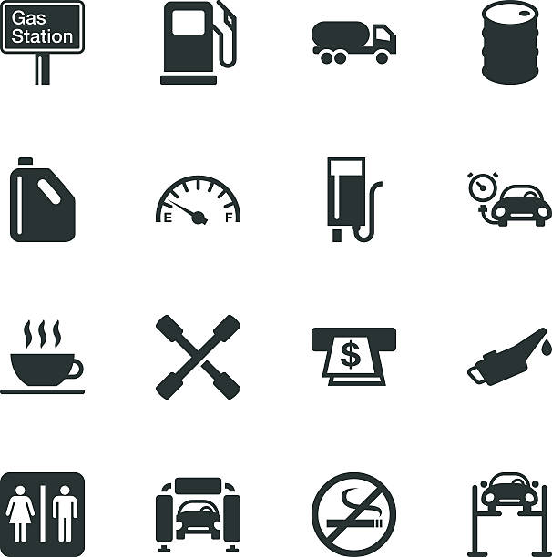 Fuel Gauge Clip Art, Vector Images & Illustrations - iStock