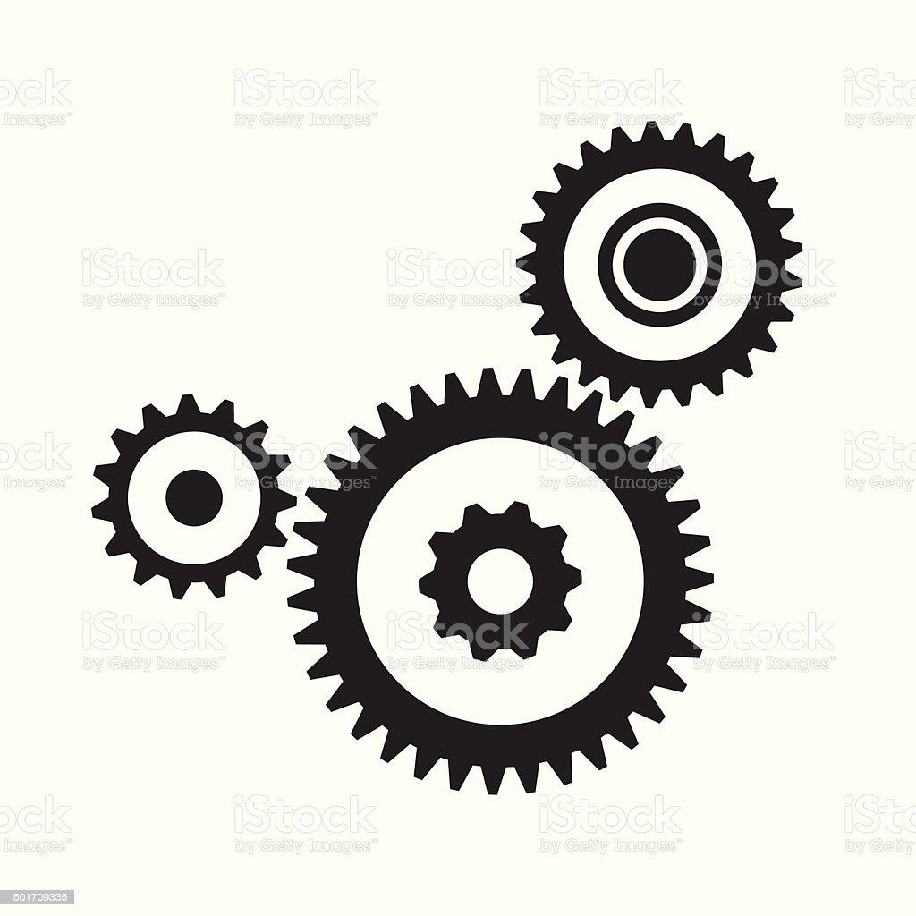 GearsAndCogs vector art illustration