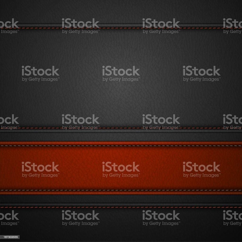 A generic leather multicolored background vector art illustration