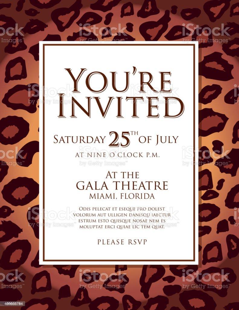 Großartig Gala Einladungsvorlage Ideen - Beispiel Wiederaufnahme ...
