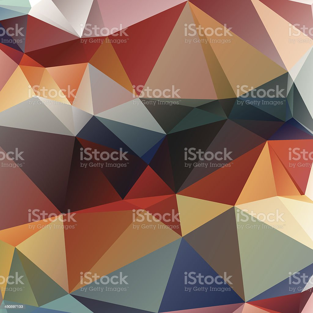 Geometric abstract background royalty-free stock vector art