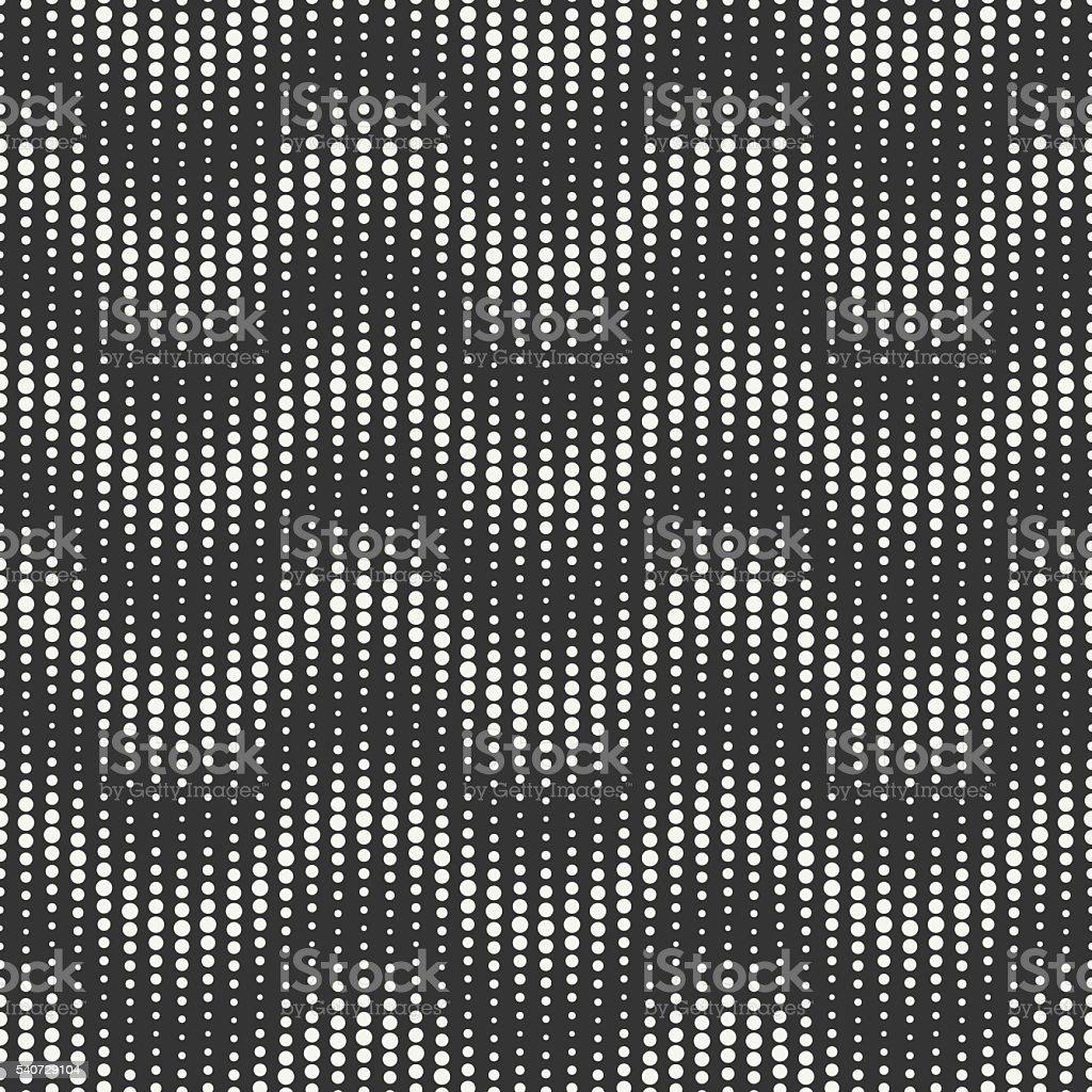 Geometric abstract chevron zigzag stripes pattern. Vector background. Irregular circles. vector art illustration