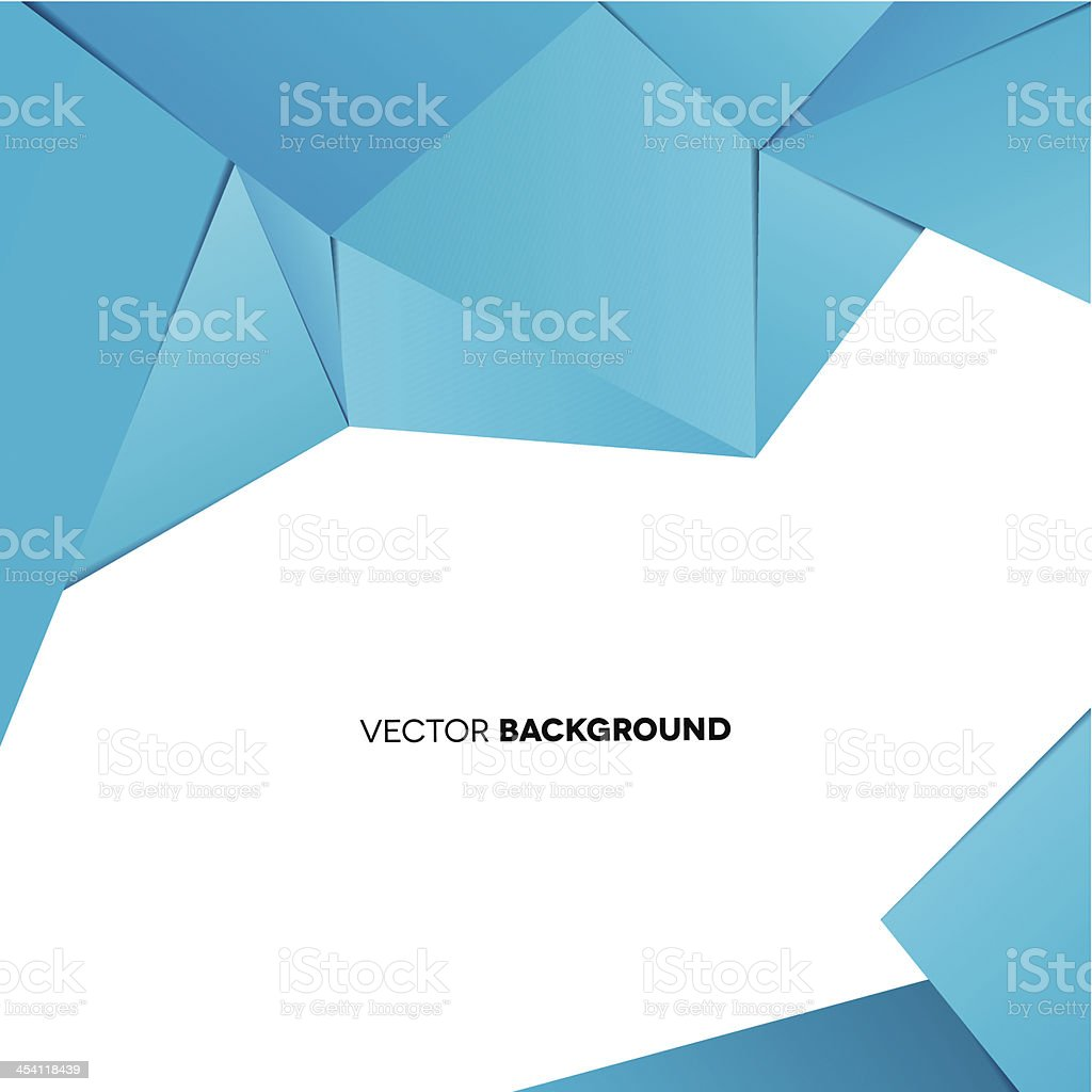 Geometric Background vector art illustration