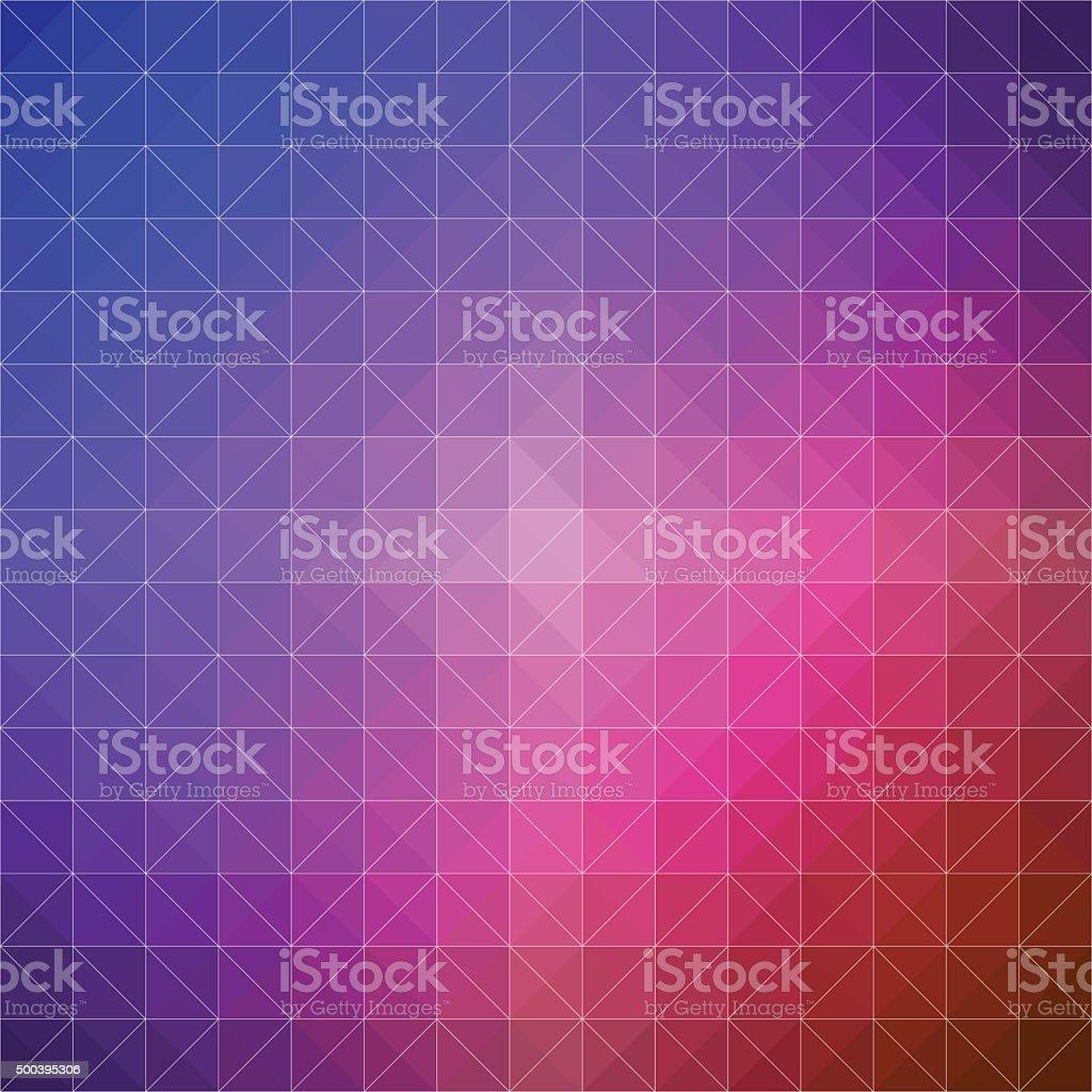 Geometric Background vector art illustration