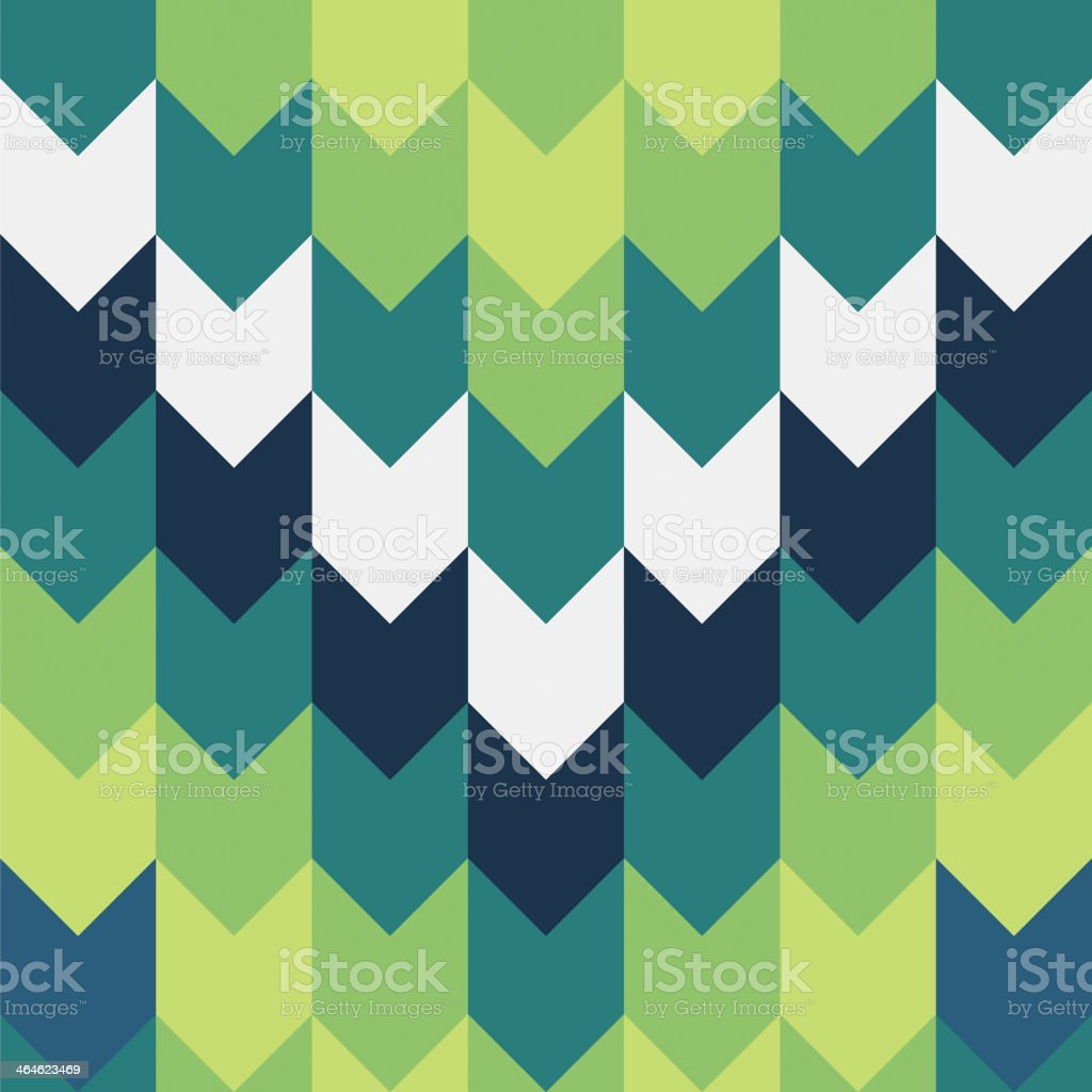 Geometric background. Vertical seamless royalty-free stock vector art