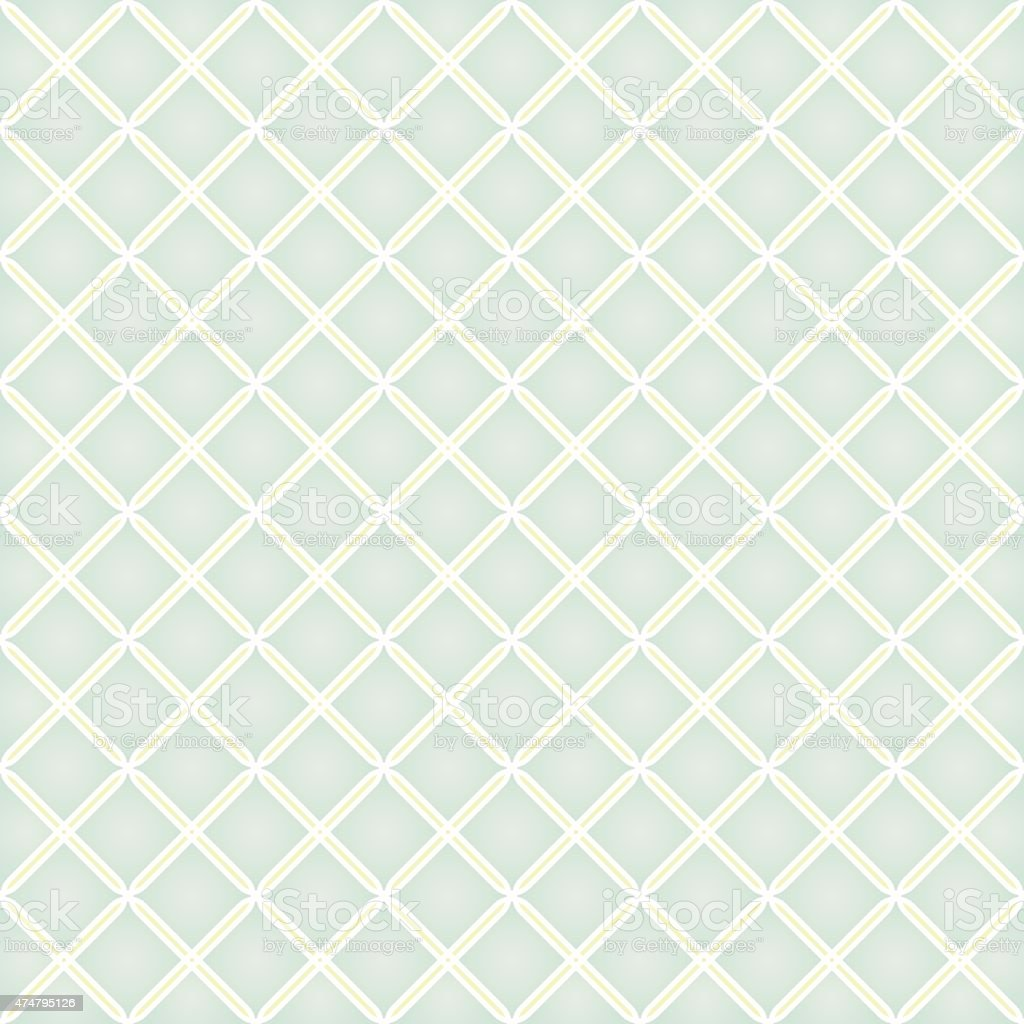 geometric pattern quilted vector art illustration