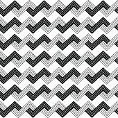 geometric pattern seamless. Vector illustration