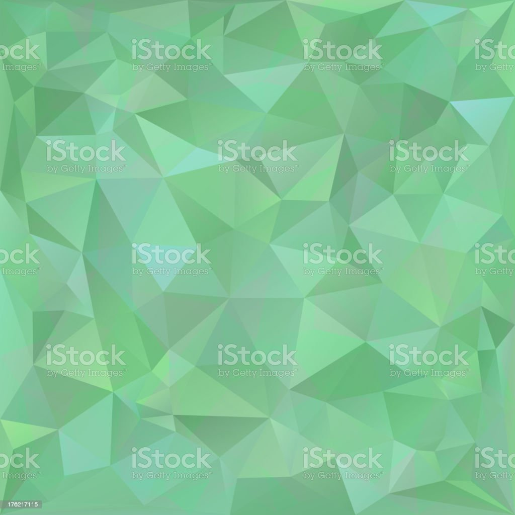 Geometric pattern, triangles background royalty-free stock vector art