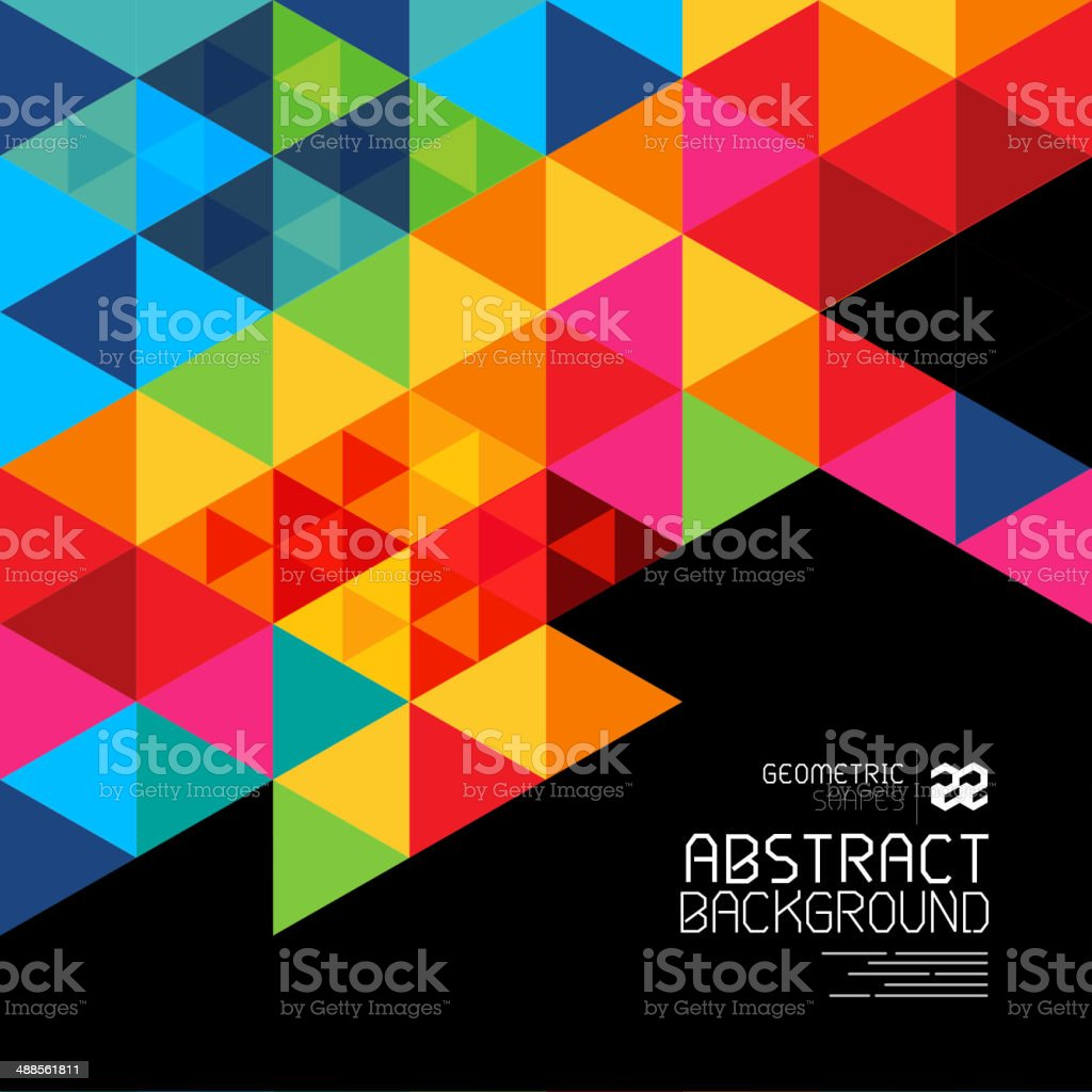 Geometric Patterns Vector vector art illustration