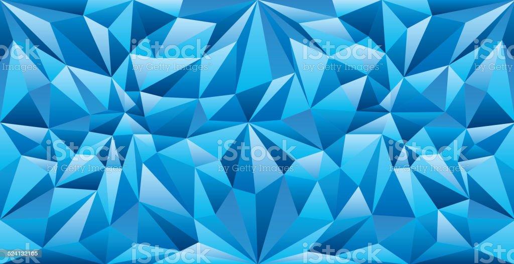 Geometry background vector art illustration