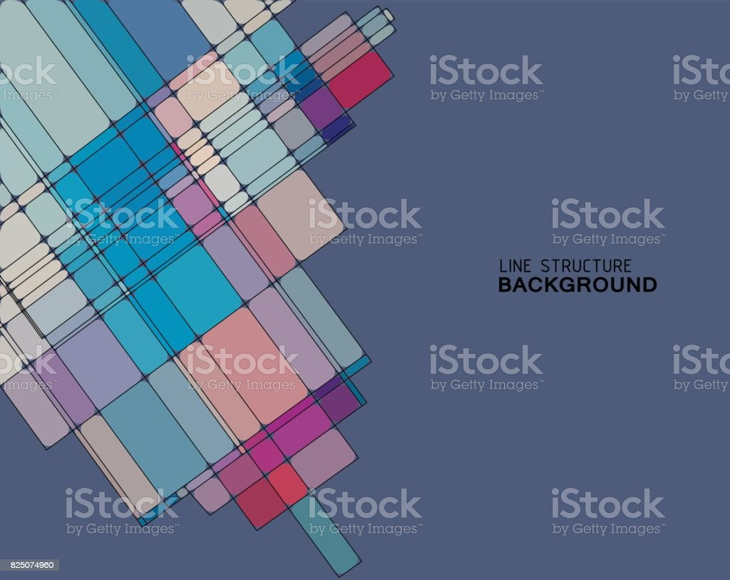 geometry pattern background vector art illustration