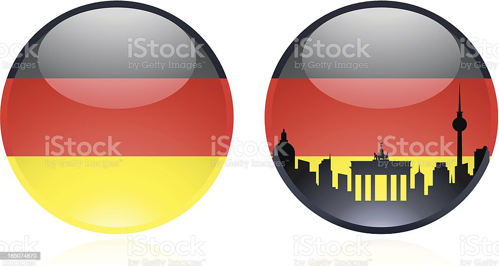 German Marble royalty-free stock vector art