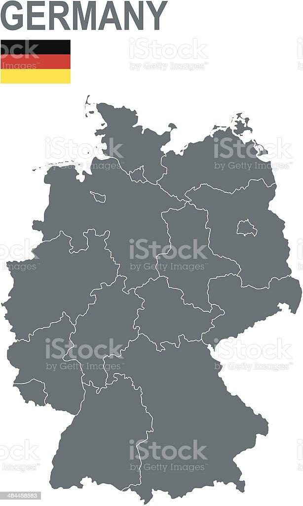 Germany royalty-free stock vector art