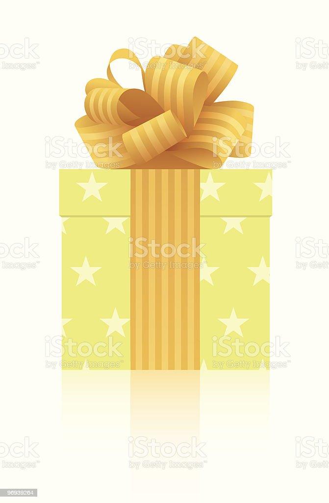 Gift royalty-free stock vector art