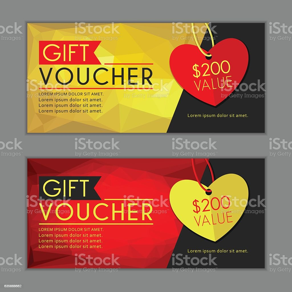 gift vouchers template bleed size in in proportion 214x99 mm stock gift vouchers template bleed size in in proportion 214x99 mm royalty stock
