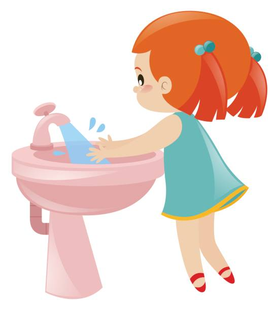 washing hands clipart - Jaxstorm.realverse.us