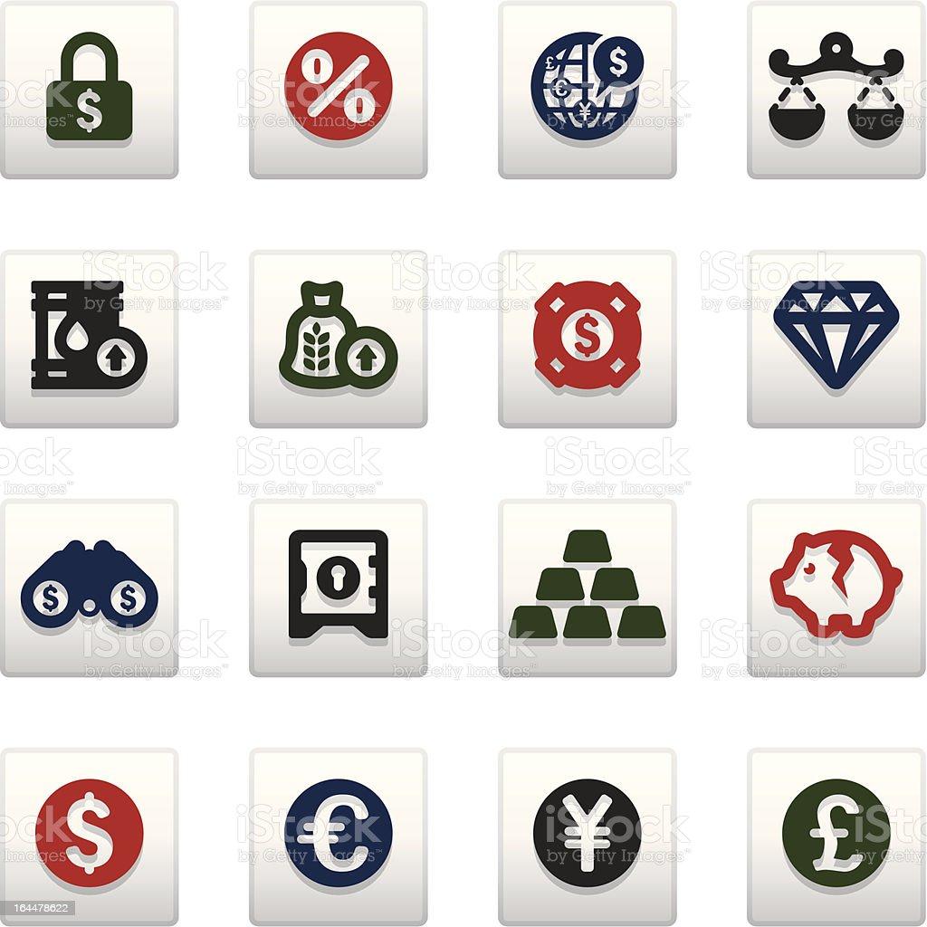 Global Finance_Vividy series_16 royalty-free stock vector art