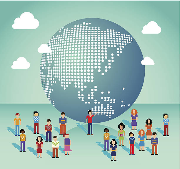 Global Media Outreach: Community Outreach Clip Art, Vector Images & Illustrations