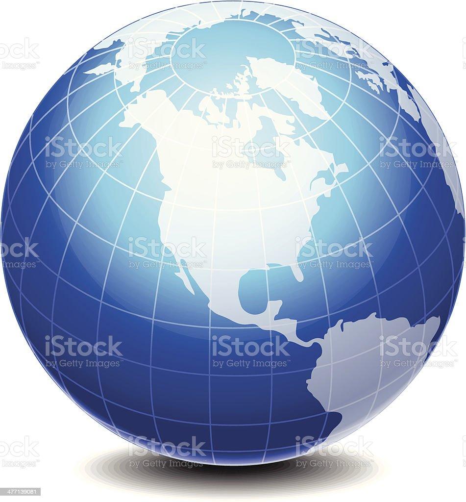 globe royalty-free stock vector art