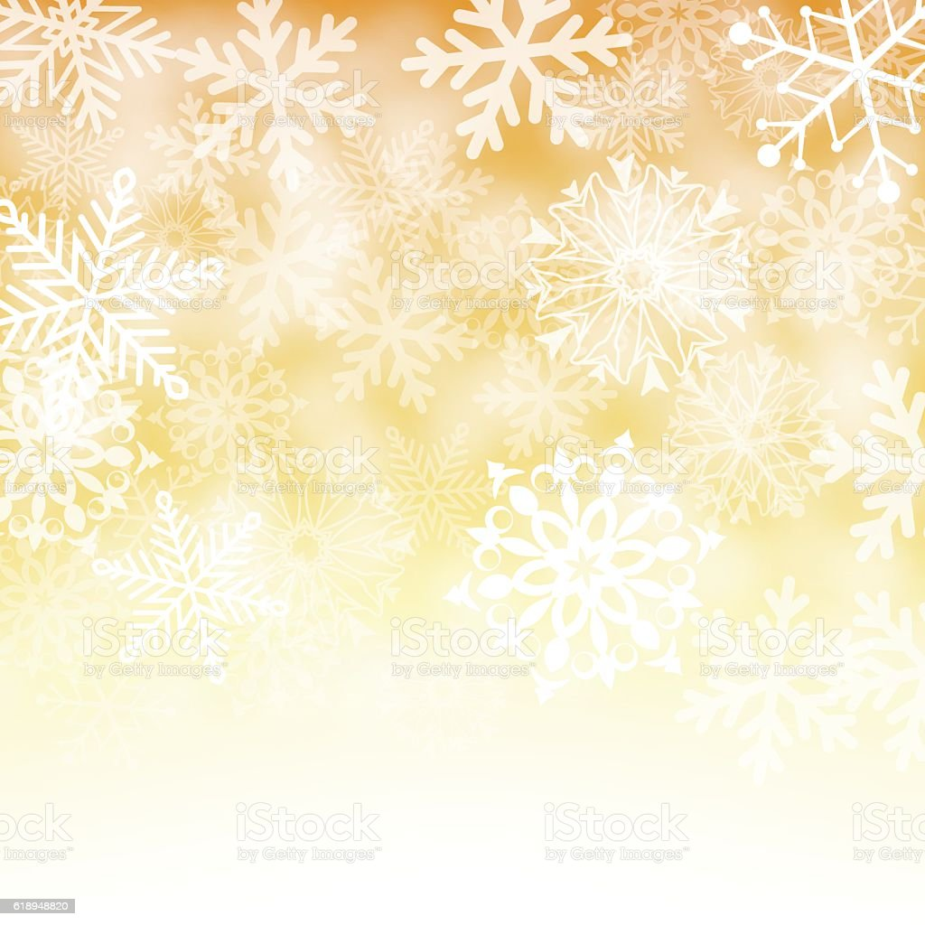 gold christmas snowflake wallpaper - photo #41
