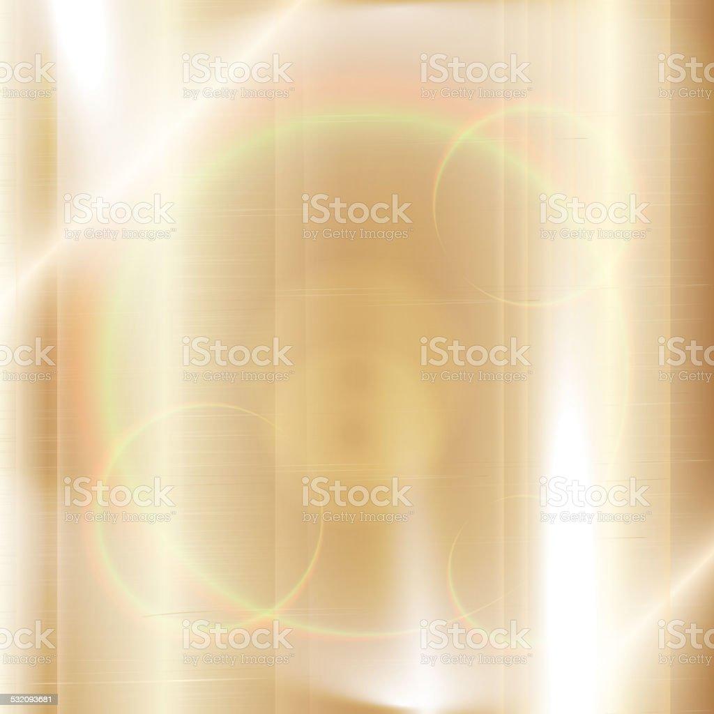gold background, metal texture vector art illustration